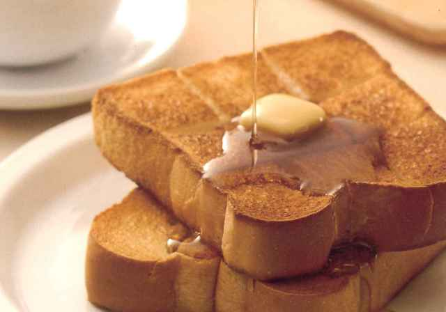 トーストに良く合う